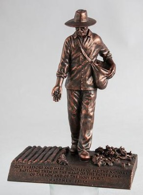 The Sower Sculpture  -