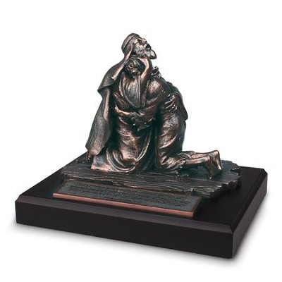 Forgiven Sculpture  -