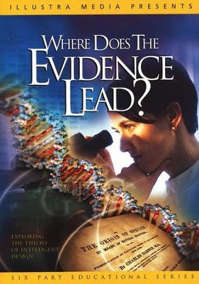Where Does the Evidence Lead? DVD   -