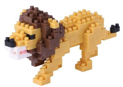 Nanoblock Mini, Lion   -