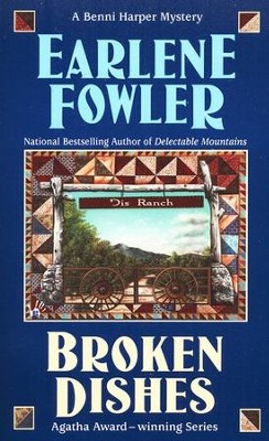 Broken Dishes, a novel  -     By: Earlene Fowler