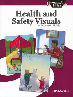 Abeka Homeschool Health and Safety Visuals   -