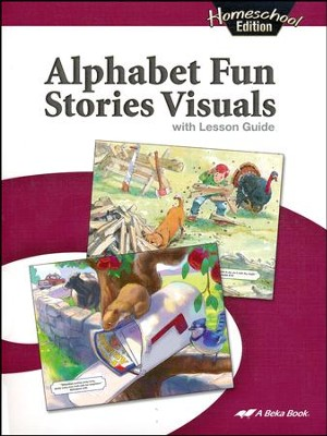 Abeka Homeschool Alphabet Fun Stories   -