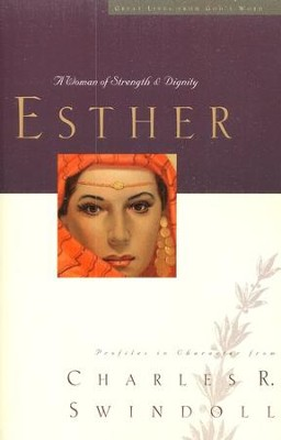 Esther: A Woman of Strength & Dignity  - Slightly Imperfect  -
