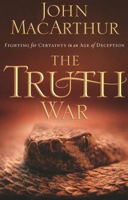 The Truth War: Fighting for Certainty in an Age of Deception - Slightly Imperfect  -