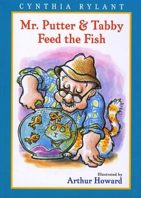 Mr. Putter & Tabby Feed the Fish   -     By: Cynthia Rylant