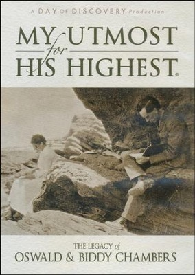 My Utmost for His Highest DVD   -