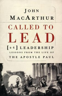 Called To Lead (slightly imperfect)   -     By: John MacArthur