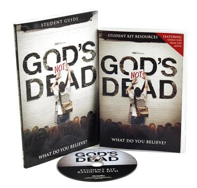 God's Not Dead Student DVD-based Kit  -