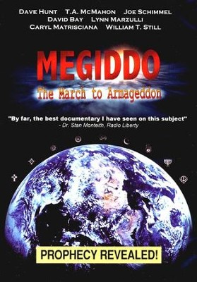 Megiddo: The March to Armageddon, DVD   -