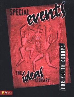 Special Events, Ideas Library   -     By: Youth Specialties