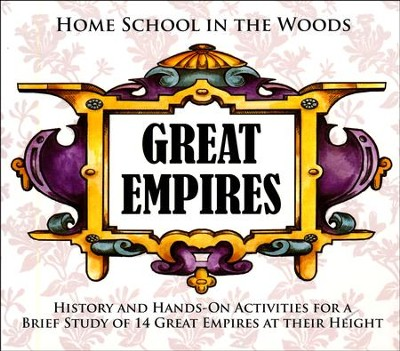 Hands-On History Activity Studies on CD-ROM: Great Empires  -