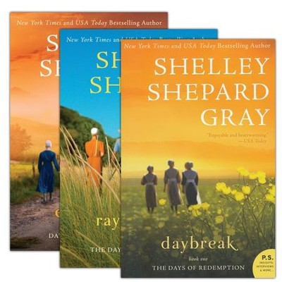 The Days of Redemption Series, Volumes 1-3  -     By: Shelley Shepard Gray