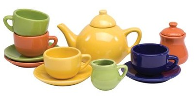 Children's Tea Set  -