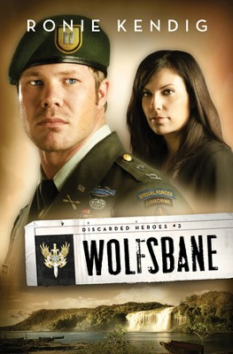 Wolfsbane - eBook  -     By: Ronie Kendig