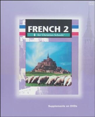 French 2, DVD Supplements   -