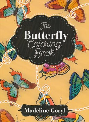 The Butterfly Coloring Book  -     By: Madeline Goryl
