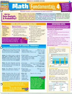 Math Fundamentals 4: Data Analysis & Probability, Laminated Guide  -     By: Peggy Warren, Susan Wright