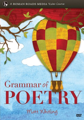 Grammar of Poetry, Video Course DVD   -