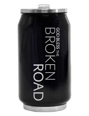 GBTBR Soda Can, Black   -
