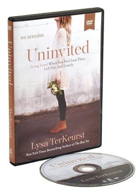 Uninvited, A DVD Study  -     By: Lysa TerKeurst