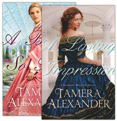 Belmont Mansion Series, Volumes 1 & 2  -     By: Tamera Alexander