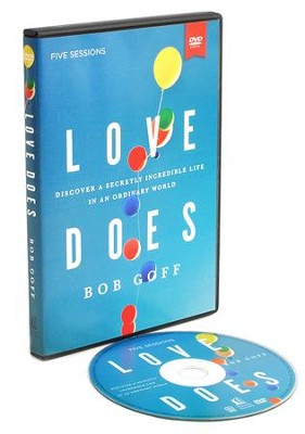 Love Does: A DVD Study  -     By: Bob Goff