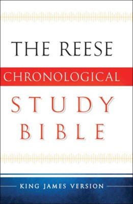 The KJV Reese Chronological Study Bible   -     By: Edward Reese