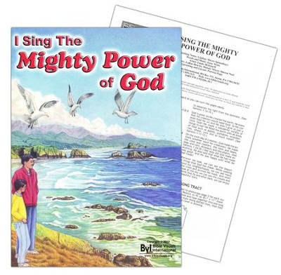I Sing the Mighty Power of God (Visualized Hymn)   -