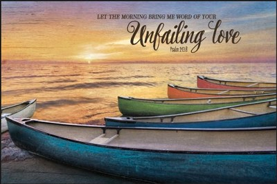 Unfailing Love, Wall Art  -