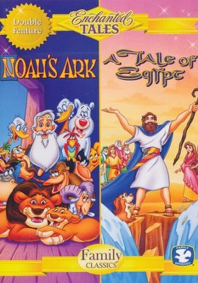 Noah's Ark & A Tale of Egypt Double Feature   -