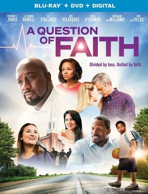 A Question of Faith, Blu-ray/DVD Combo   -