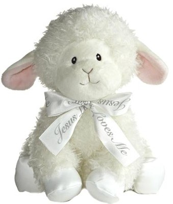 Jesus Loves Me Musical Lamb Christianbook Com