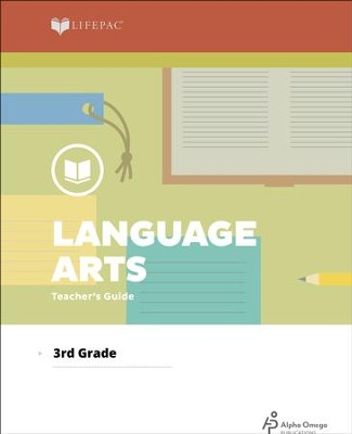 Lifepac Language Arts, Grade 3, Teacher's Guide   -     By: Alpha Omega