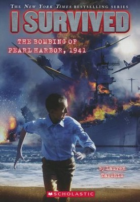 #4: I Survived the Bombing of Pearl Harbor, 1941  -     By: Lauren Tarshis