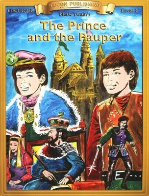 The Prince and the Pauper Edcon Workbook   -     By: Mark Twain