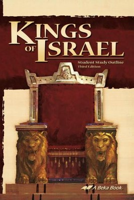 Abeka Kings of Israel Student Study Outline   -