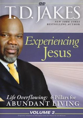 Life Overflowing #2: Experiencing Jesus, DVD   -     By: T.D. Jakes