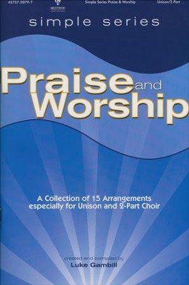 Praise and Worship Songbook   -