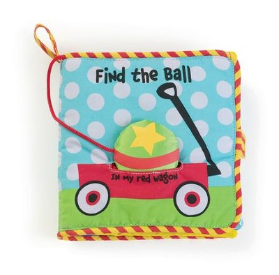 Find the Ball Book  -