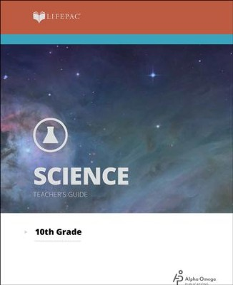 Lifepac Science, Grade 10 (Biology), Teacher's Guide   -     By: Alpha Omega