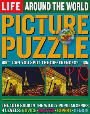 Life Around the World Picture Puzzle   -