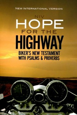 NIV Hope for the Highway New Testament, softcover  -