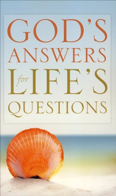 God's Answers for Life's Questions  -