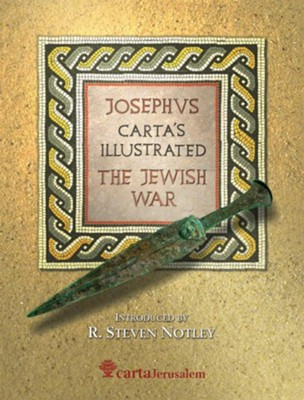 Carta's Illustrated Josephus: The Jewish War  -     By: Carta