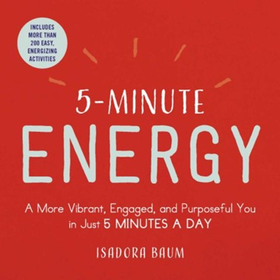 5-Minute Energy  -     By: Isadora Baum