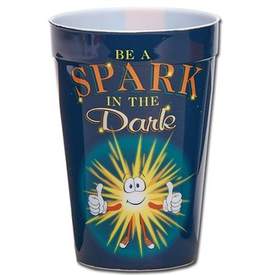 Be a Spark in the Dark, Tumbler  -