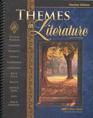 Abeka Themes in Literature Teacher Edition   -