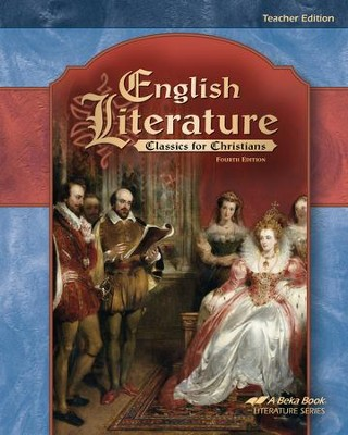 English Literature Teacher Edition  -