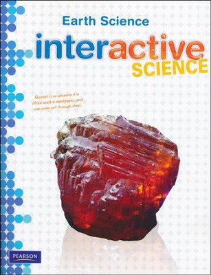 Pearson Earth Science: Interactive Science Workbook (Grades 6-8)   -